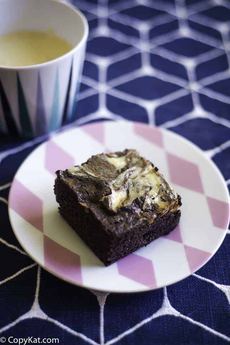 Cookies and Cream Brownies are brownies with Oreo cookies.
