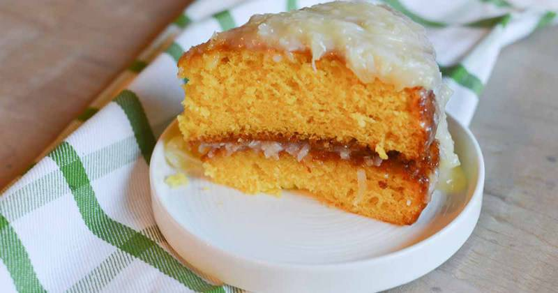 You are going to love this easy to make Mountain Dew cake.