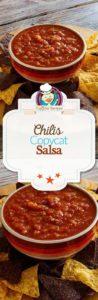 Collage of Chilis salsa photos
