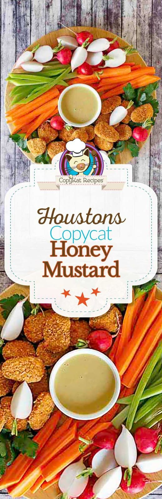 You can recreate Houston's Honey Mustard at home with this copycat recipe.