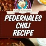 lady bird johnson pedernales chili photo collage