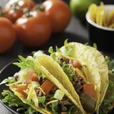 Enjoy your own salt-free homemade taco seasoning when you make it from scratch.