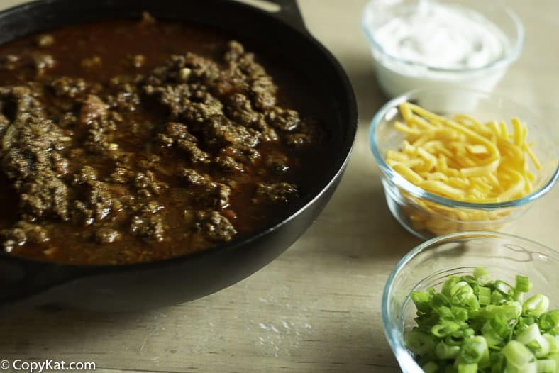 meat chili without beans
