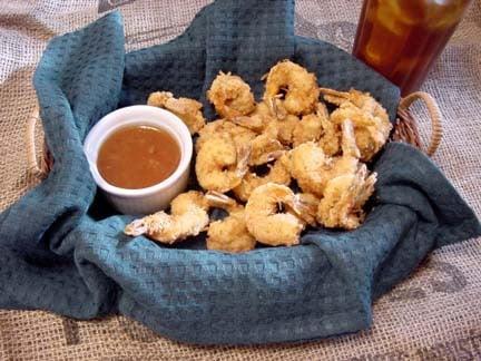 Joes Crab Shack Coconut Shrimp
