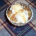 Houston's Walnut Apple Cobbler