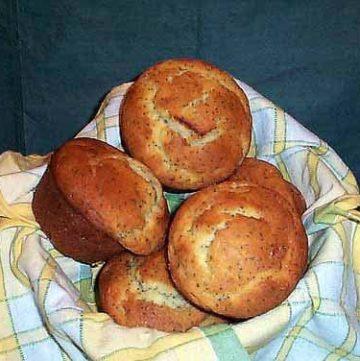 Otis Spunkmeyer Almond Poppy Seed Muffins you can make.