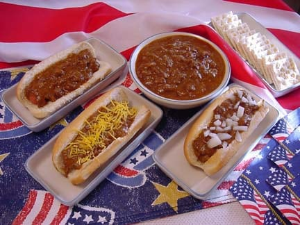 James Coney Island Recipes