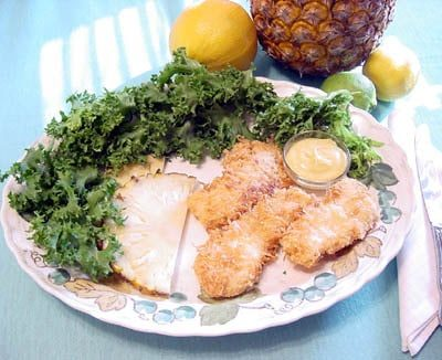 Make Rainforest Cafe Caribou Coconut Chicken just like they do with our recipe.