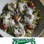 copycat bennigans ale house shrimp and pasta