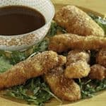 Make the copycat version of the Friday's Jack Daniel's dipping sauce at home with this recipe.