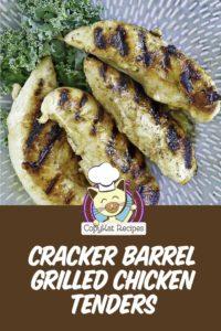 grilled chicken tenders like cracker barrel