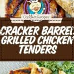 easy grilled chicken tenders