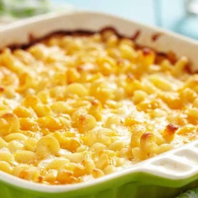 Make Sweetie Pie's Macaroni and Cheese just like they do with this copycat recipe.