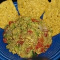 Chipotle Mexican Grill Guacamole – freshly made guacamole that is easy to make can be had with this recipe.