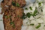 Menlo Park's New Leaf Meatloaf