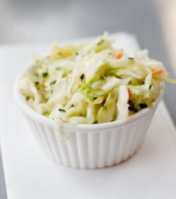 recipe: sweet and sour coleslaw nutrition [22]