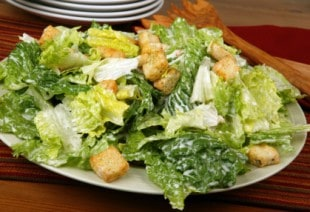 Outback Steakhouse Caesar Salad