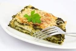 Olive Garden spinach lasanga