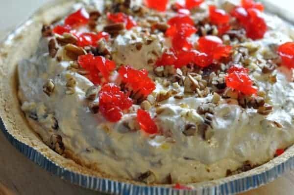 Furr's Cafeteria Pineapple Millionaire Pie