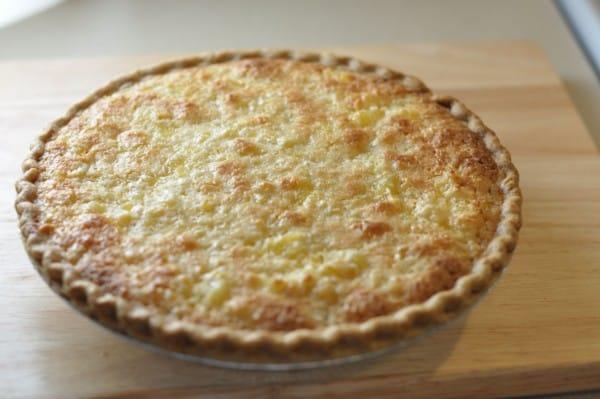 Luby's Hawaiian Pie