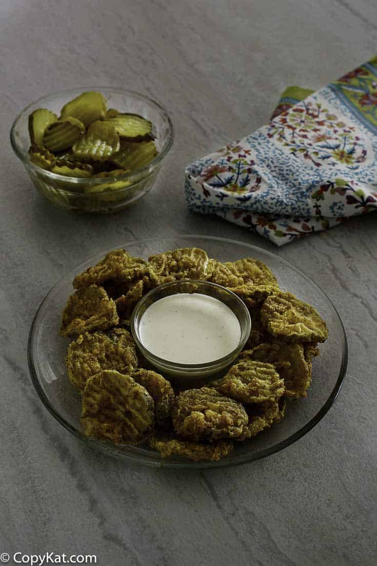 Make your own homemade Hooters Fried Pickles from Scratch at home.