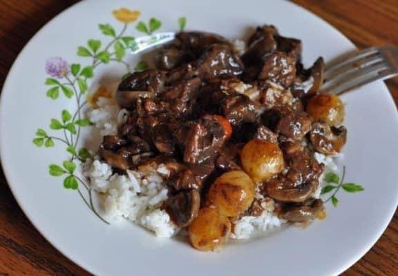 boeuf bourguinon recipe by julia child