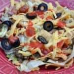 Mock Taco Salad Recipe