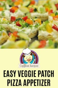 veggie patch pizza