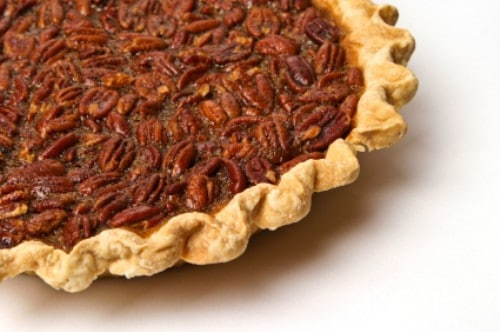 Make your own Der Abby Pecan pie.
