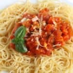 olivegarden cappellini pomodoro