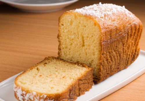 golden pound cake