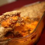 recipe for sweet potato casserole
