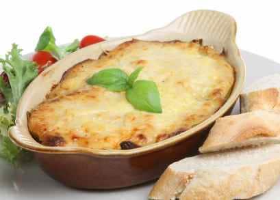Italian Cheesy Casserole