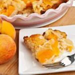 Jiffy Mix Peach Cobbler recipe.