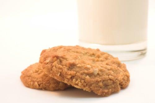 diabetic oatmeal apple cookies