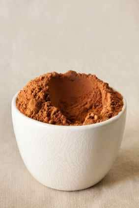 cocoa powder for heavenly hash cake
