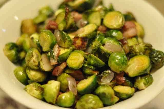 Make Brussel Sprouts with bacon.