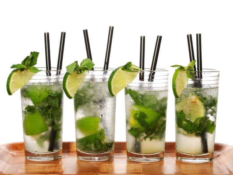 Good Rum Drinks Without Soda