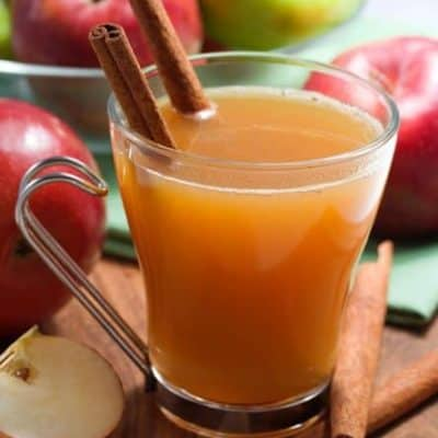 Enjoy this crockpot wassail, it's perfect for the holidays.