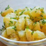 Make these amazing tasting parsley potatoes, so easy to prepare, and yet so delicious.