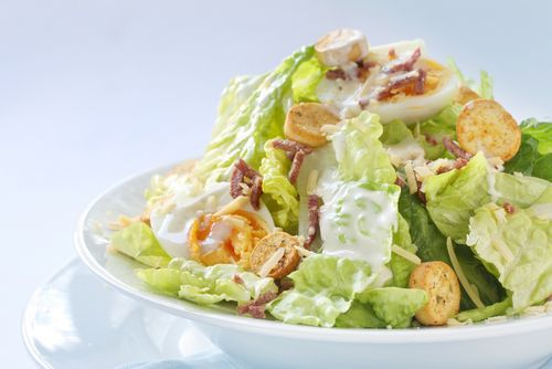 Enjoy Houston's Spicy Caesar Salad Dressing at home.