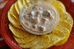 Rotel Cream Cheese Dip