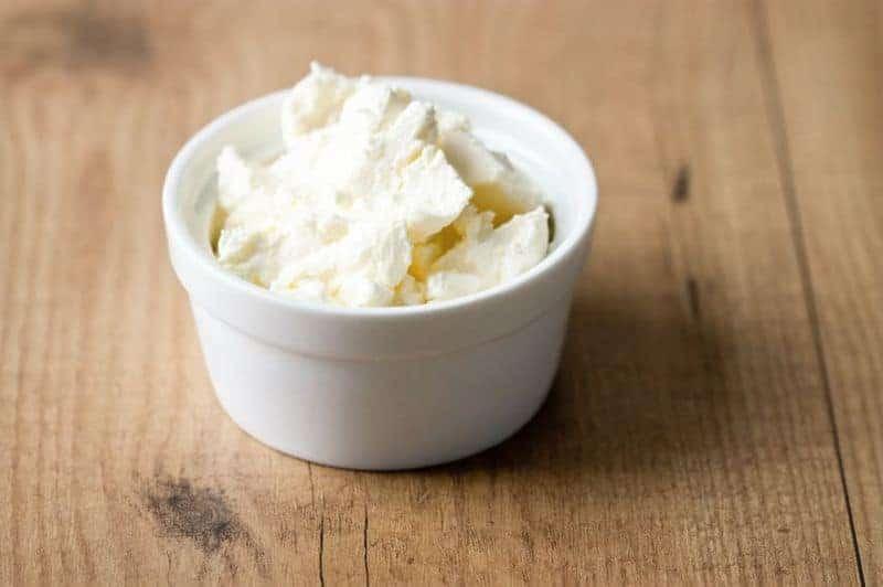 Cheese made from Yogurt