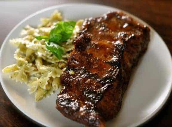 This coffee and chili beef rub is amazing on all sorts of grilled meat.