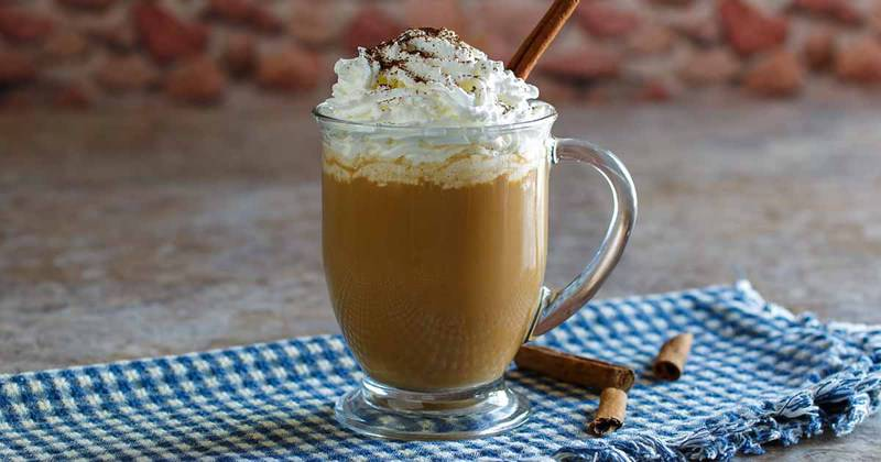 Make your own Starbucks Pumpkin Spice Latte at home.