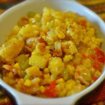 Make Luby's Spanish Indian Baked Corn at home with this copycat recipe.