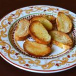 learn how to make crostini