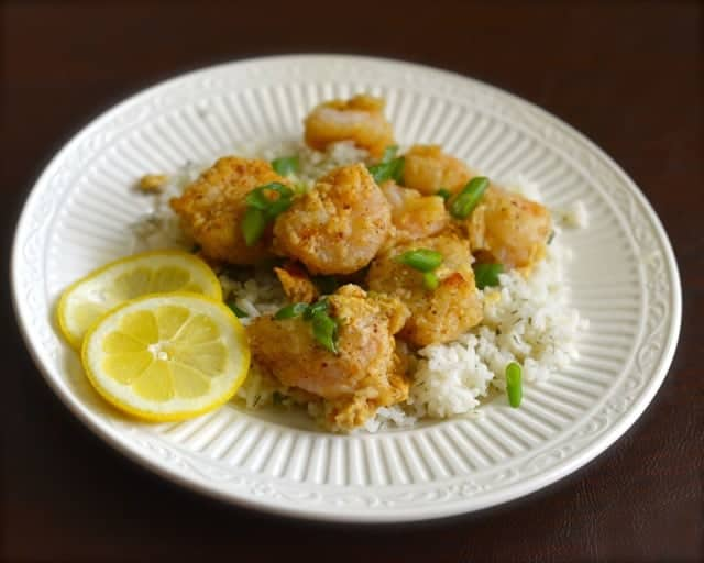 flying dutchman dijon shrimp