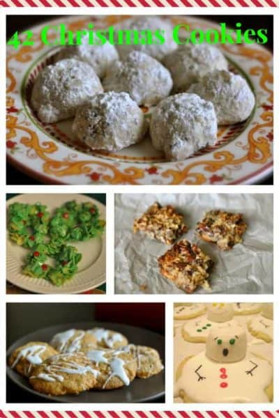42 Cookie Ideas