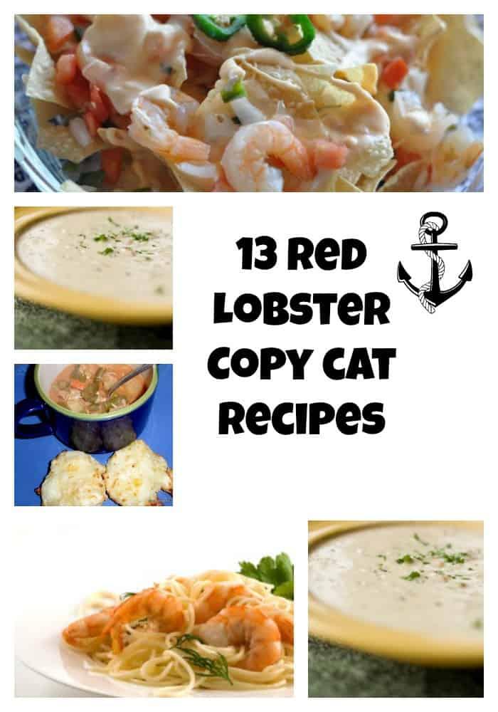 Red Lobster Recipes
